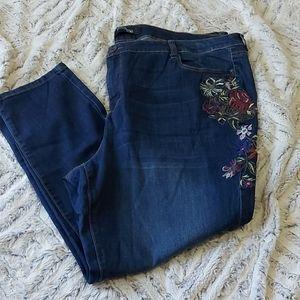 Stitch Star Ladies 24W Jeans